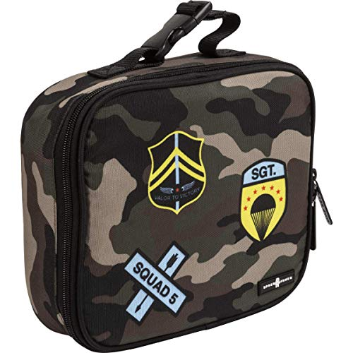 SPACEJUNK CAMO PATCHES LUNCH BOX – DiZiSports Store
