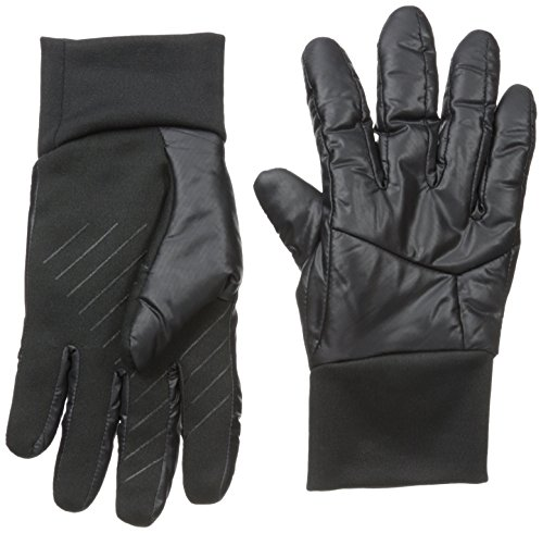 U|R Men's Willem Active Stretch Storm Cuff Touchscreen Glove, Black, Large/X-Large