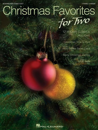 Christmas Favorites for Two (Christmas Singing Hands)