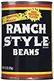 Ranch Style Beans, 15oz Can (Pack of 6)