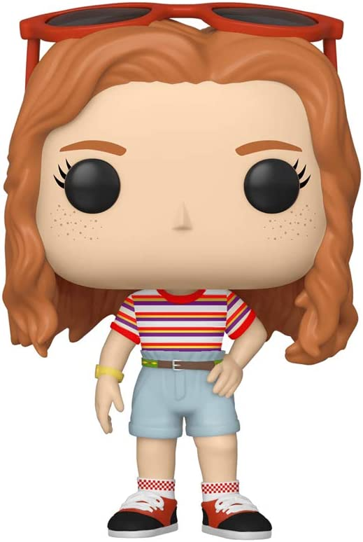 Pop! Vinilo: Stranger Things: MAX Mall Outfit