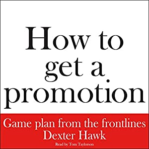 How to Get a Promotion Audiobook