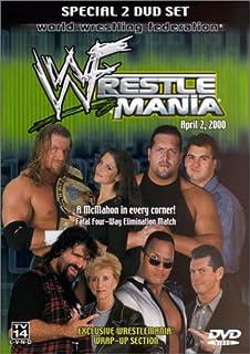 Amazon.com: WWF: WrestleMania ...