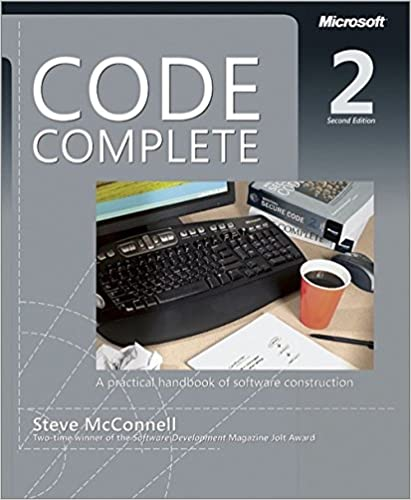 Code complete developer best practices 2 steve mcconnell ebook code complete developer best practices 2 steve mcconnell ebook amazon fandeluxe Images