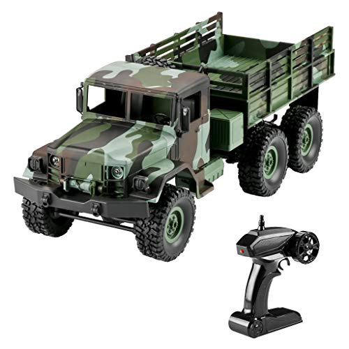 RC Car,MN-77 2.4G 1:16 4WD Off-road Military Truck for sale  Delivered anywhere in USA