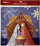 Best Value Extra Large Christmas Advent Calendar with Modern Nativity Scene. 12'' x 12 ''. Quality Stock, Imported. {jg} Great for mom, dad, sister, brother, friend, grandmother, grandfather, cousin.
