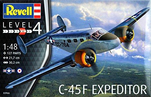 Revell of Germany C-45F Expeditor Model Kit