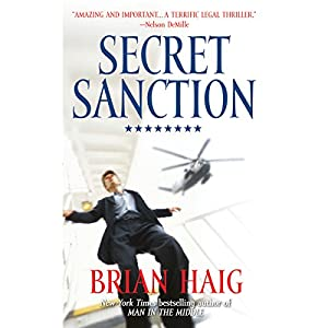Secret Sanction Audiobook