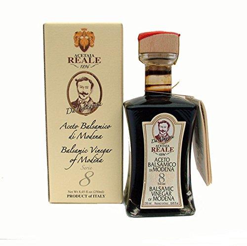 (Acetaia Reale - Italian 8 Year Aged Balsamic Vinegar - 250ml)