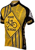 Share the Road Mens Cycling Jersey