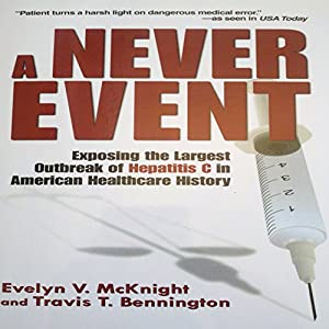A Never Event Audiobook