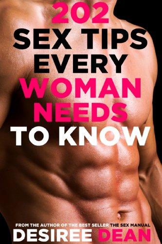 Manual sex tips for men