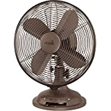 Minka Aire F300-ORB Oil Rubbed Bronze Portable Fan