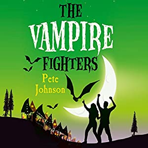 The Vampire Fighters Hörbuch