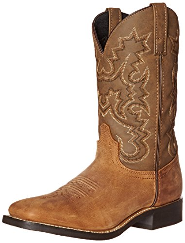 Pictures of Laredo Men's Chanute Western Boot Tan 8 XW US 1