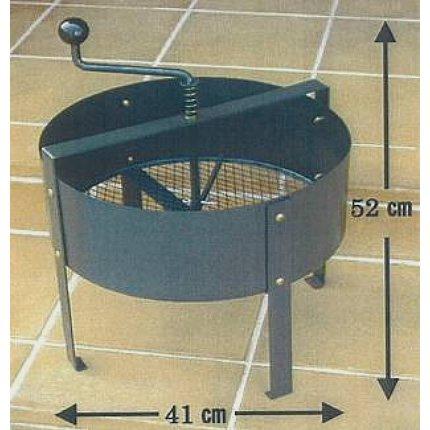 まわるふるい(回転式古土分別器)ローターシーブ B005CT9DWK
