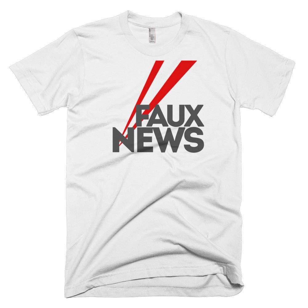 Canna Faux News T-Shirt B