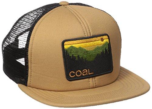 Coal Mens The Hauler Mesh Back Trucker Hat Adjustable Snapback Cap