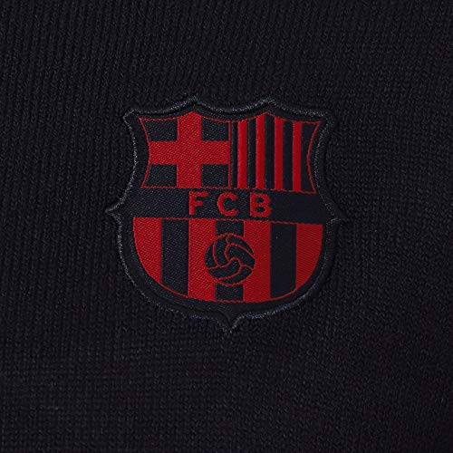 col V À Thème Officiel Avec Col Football Bleu Barcelone Homme Pull Fc Marine En Rond Blason x5qY0w6Atn