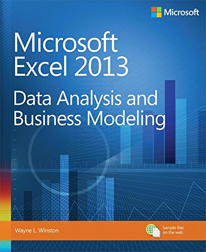 Download Microsoft Excel 2013 Data Analysis and Business Modeling (Introducing) Pdf