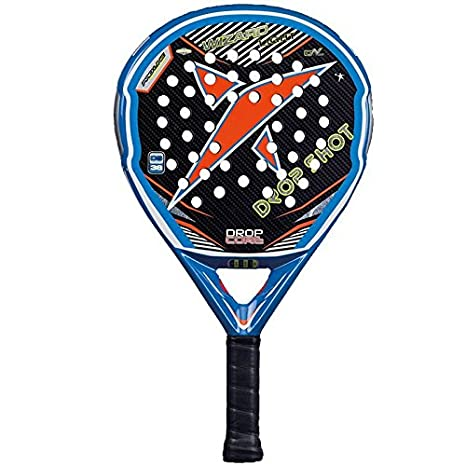 DROP SHOT - Pala de pádel Wizard: Amazon.es: Deportes y aire ...