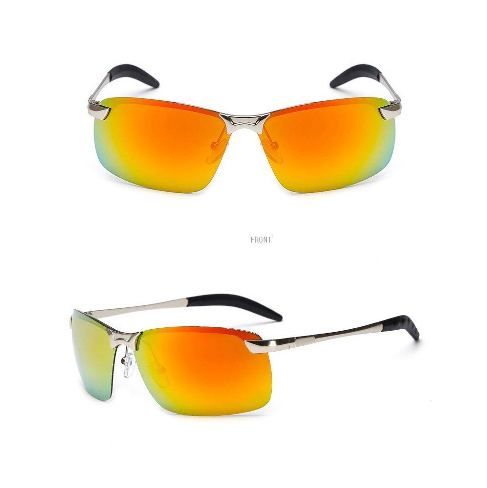 Manyip Gafas de Sol - Polarizadas 100% UV400 Protección 5fb194949dce