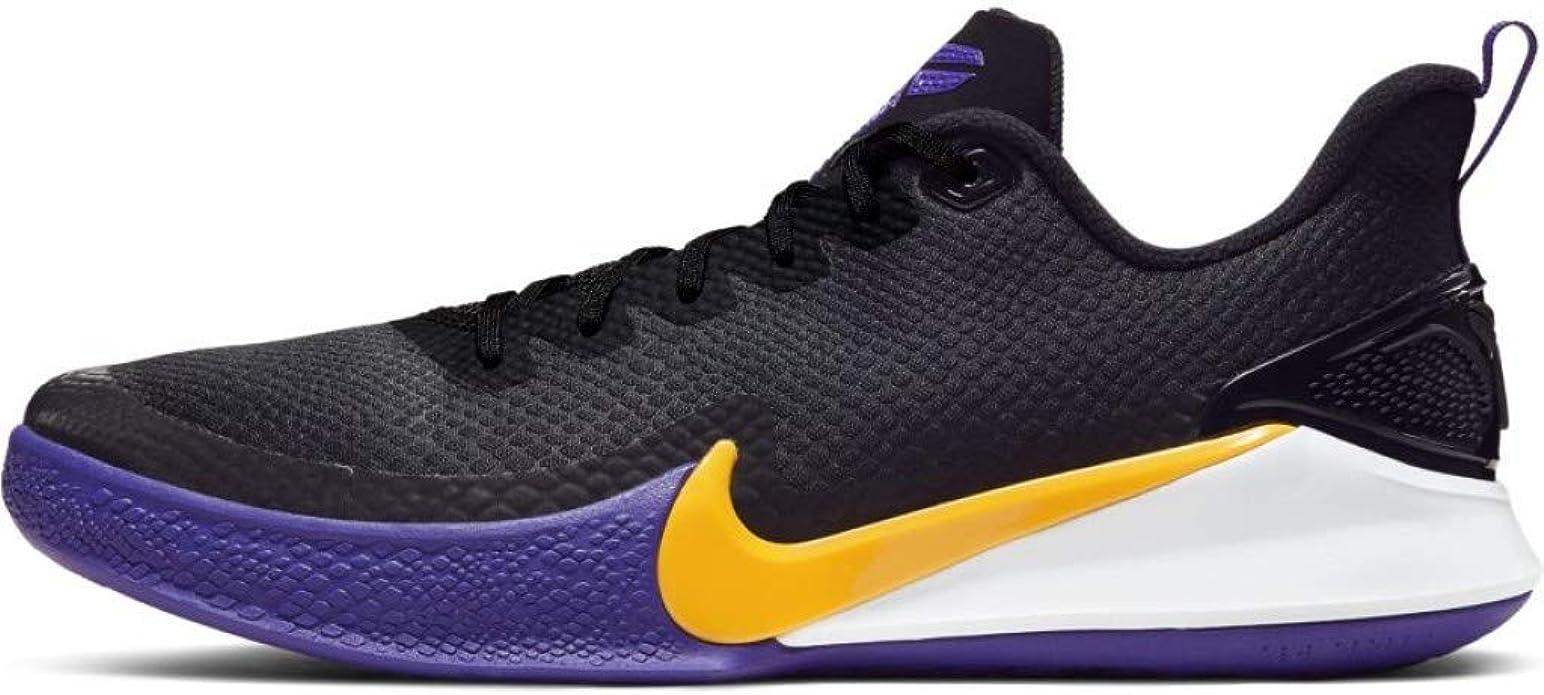 Nike Kobe Mamba Focus Low Basketball