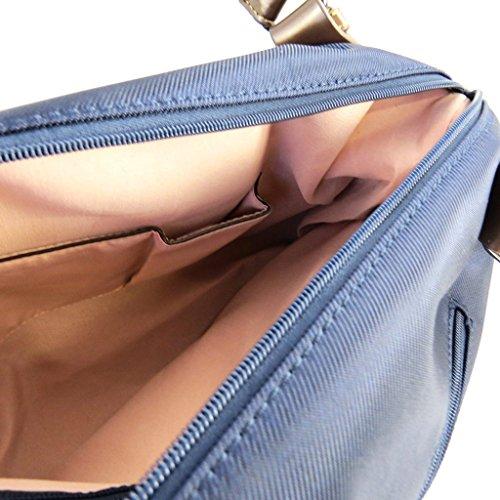Bag designer 'Ted Lapidus'navy.