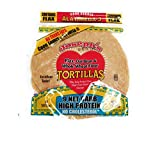 Joseph's Low Carb Tortilla, Flax, Oat Bran & Whole Wheat, 8 Inch, 6 Tortillas