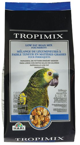 Tropimix Low Fat Parrot Bean Mix, 5-Ounce
