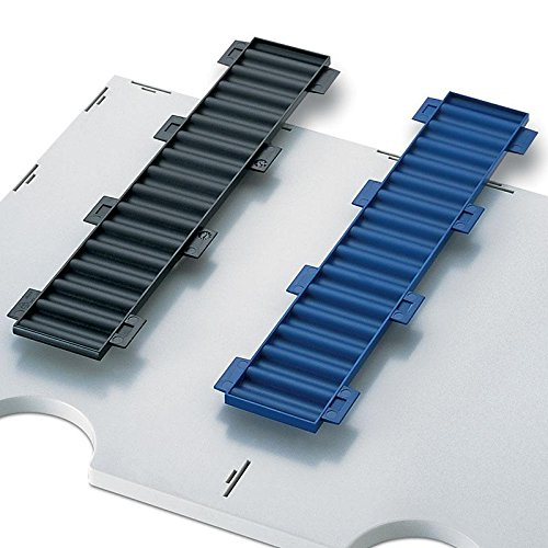 Axcess 2-wide, 6-slot TierDrop Mail and Forms organizer