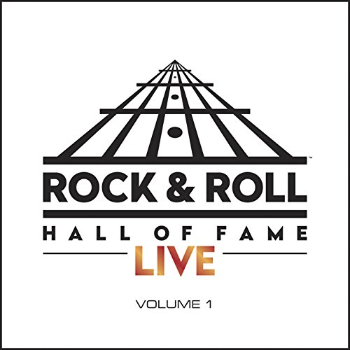 The Rock And Roll Hall Of Fame LIVE: Volume 1 Limited Edition (Purple Color Vinyl) by WARNER ELEKTRA ATLANTIC (WEA) (Image #1)