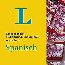 Grund- u. Aufbauwortschatz Spanisch (Langenscheidt Audio) Hörbuch von  div. Gesprochen von:  div.