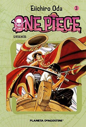 Descargar Libro One Piece Nº 03: Evidencia Eiichiro Oda
