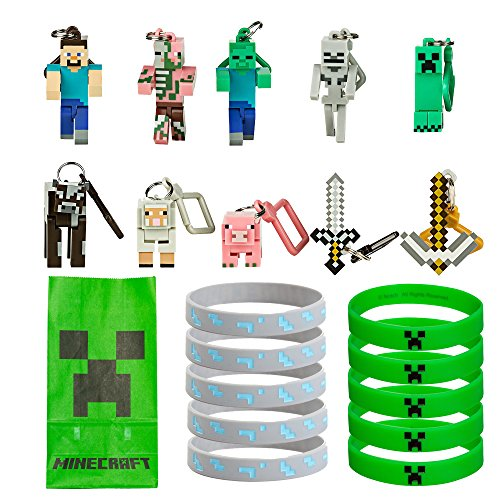 Minecraft Party Package, Goodie Bags by Miners Only! (Party Minecraft)