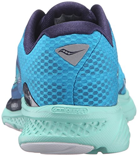get to buy Saucony Women's Kinvara 7 Running Shoes Turquoise (Teal/Navy/Silver) clearance for cheap best store to get cheap online 6Ro0B