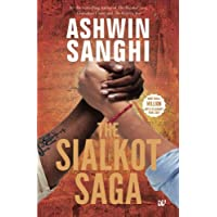 The Sialkot Saga: Book 4 in the Bharat Series of Historical and Mythological Thrillers