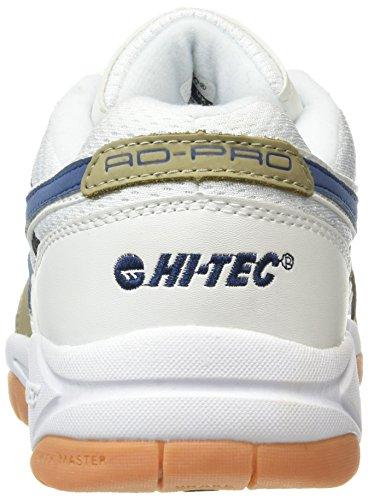 Hi-tec Ad Indoor Indoor Sportschoenen Wit