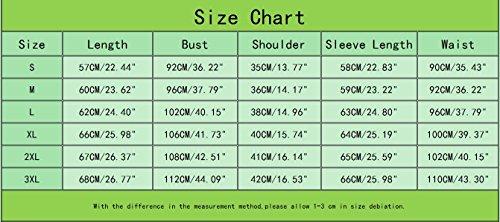 NiSeng Mujer Largo Manga Sudadera Creativa Impresos Blusa Sudadera Casual Hombres Y Mujeres Suéter Jerseys Negro&Blanco
