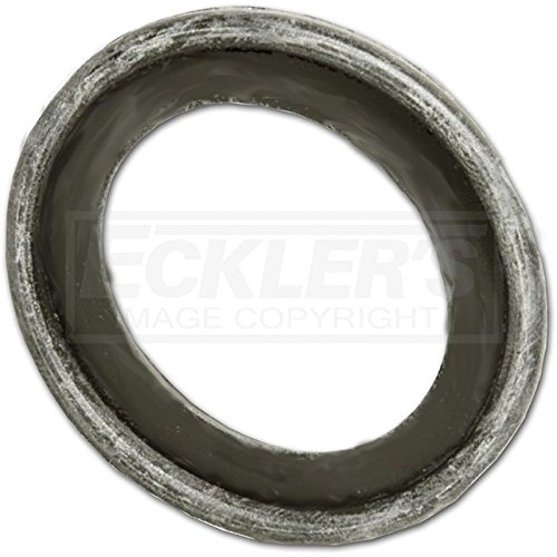 Eckler's Premier Quality Products 40357870 Full Size Chevy Antenna Bezel Gasket Rear