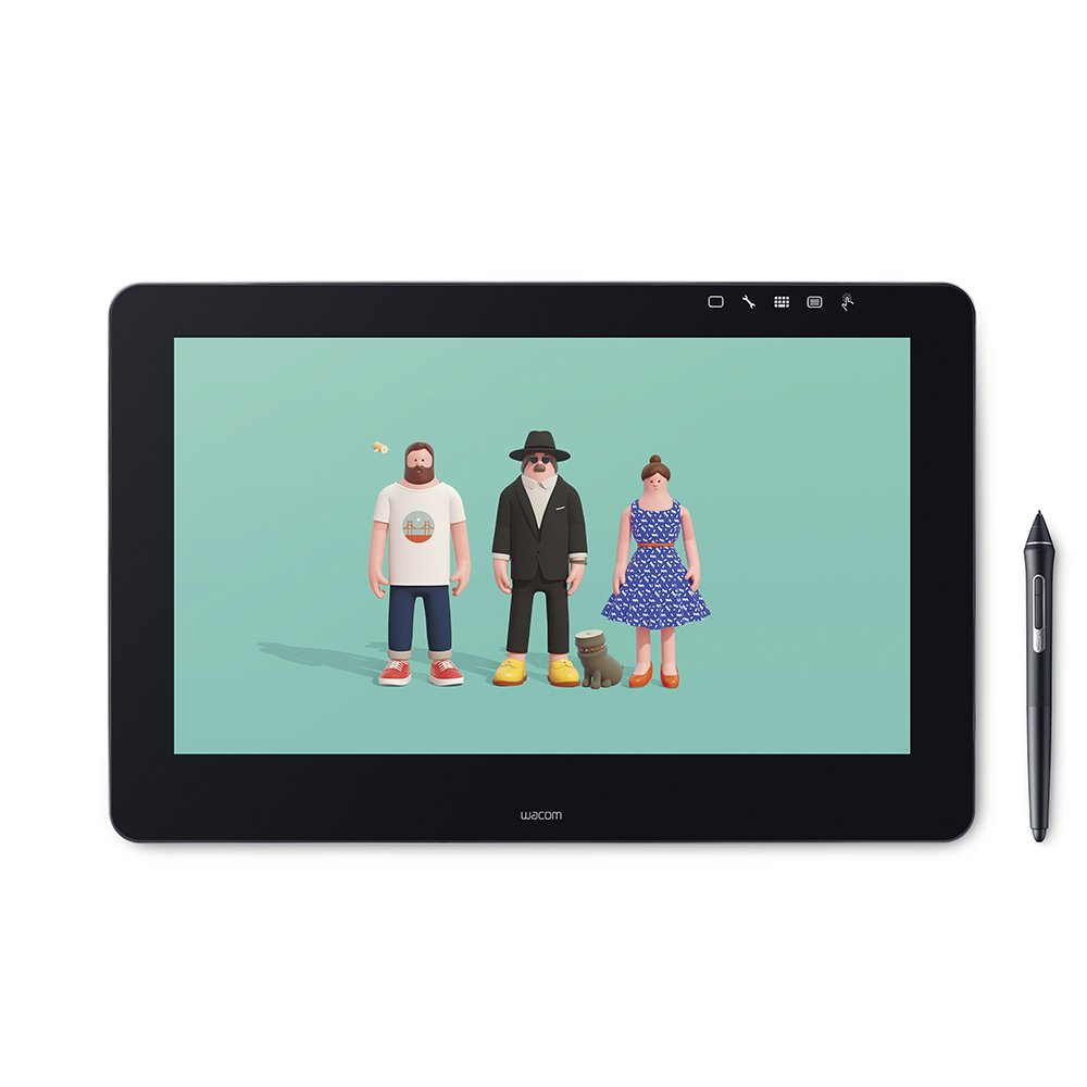Wacom DTH1620K0 Cintiq Pro 16 Graphic Tablet by Wacom