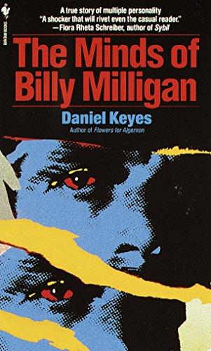 Book : The Minds Of Billy Milligan - Daniel Keyes