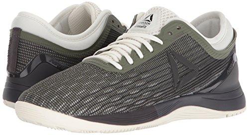 Reebok Women's CrossFit Nano 8.0 Sneaker, Hunter Green/Coal/Chalk, 5 M US by Reebok (Image #5)