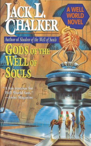 book cover of Gods of the Well of Souls