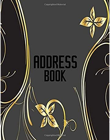 address books amazon co uk