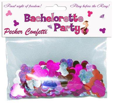 Hott Products Pecker Confetti
