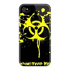 Perfect Fit Gwv40529pxUL Radioactive Decay Cases For Iphone - 6