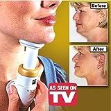 Firstchoiceale Portable Neckline Slimmer Thin Chin Exerciser Set for Women