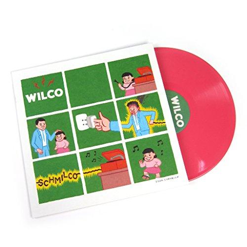 Wilco: Schmilco (Indie Exclusive Colored Vinyl) Vinyl LP