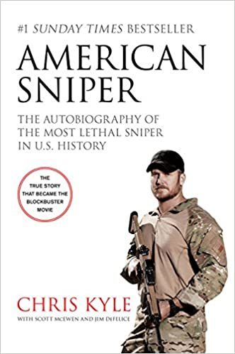 American Sniper [Movie Tie-in Edition]: The Autobiography of the